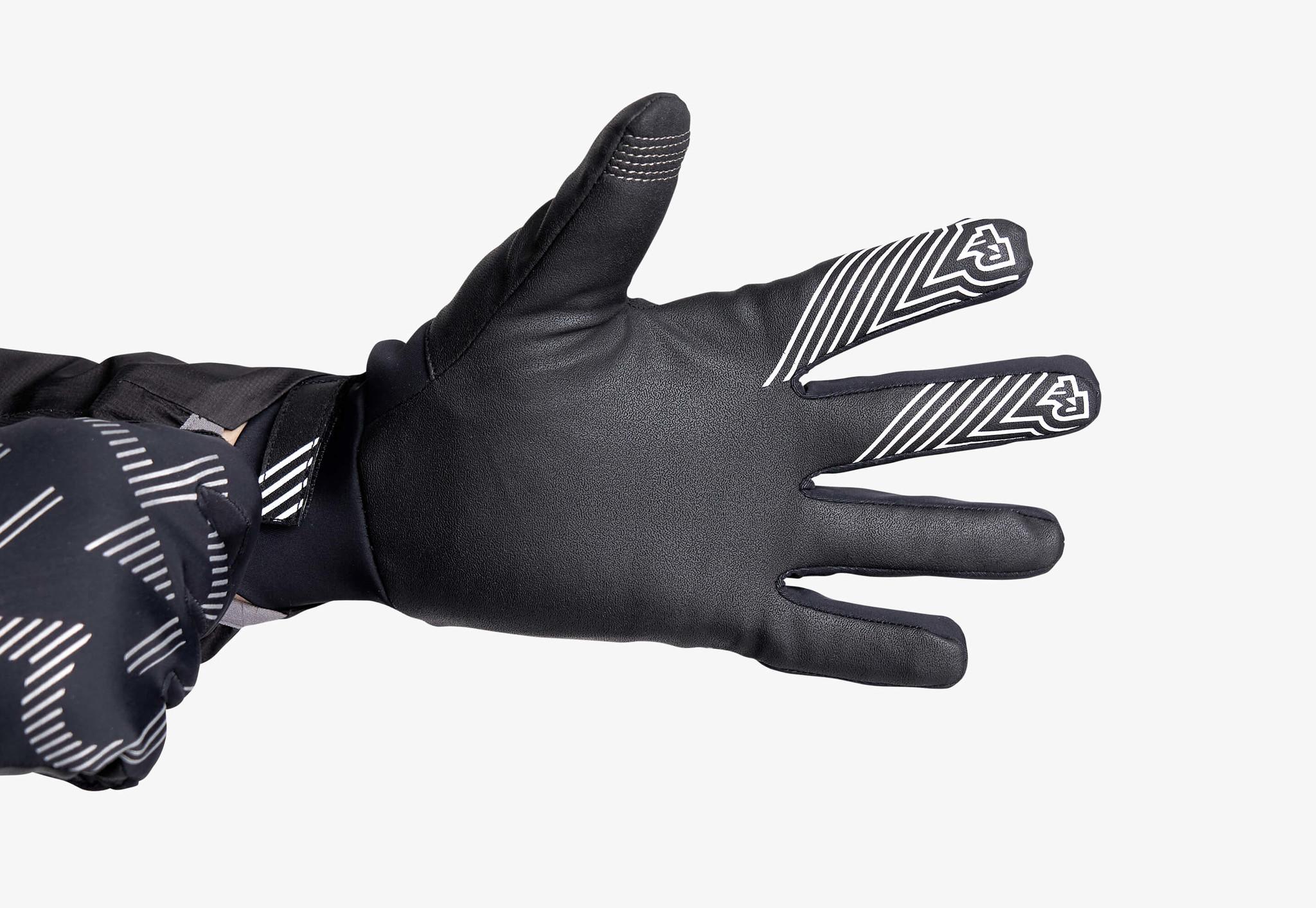 Race Face Conspiracy Gloves, Black-2