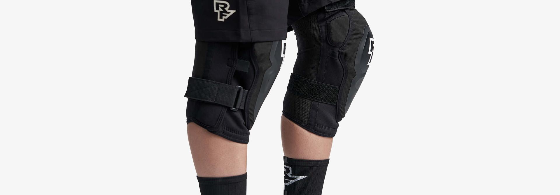 Race Face Roam Knee Pad, Stealth