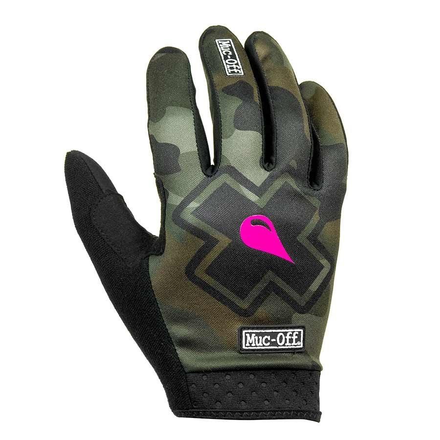 Muc-Off, MTB Ride, Full Finger Gloves, Unisex, Pair-2