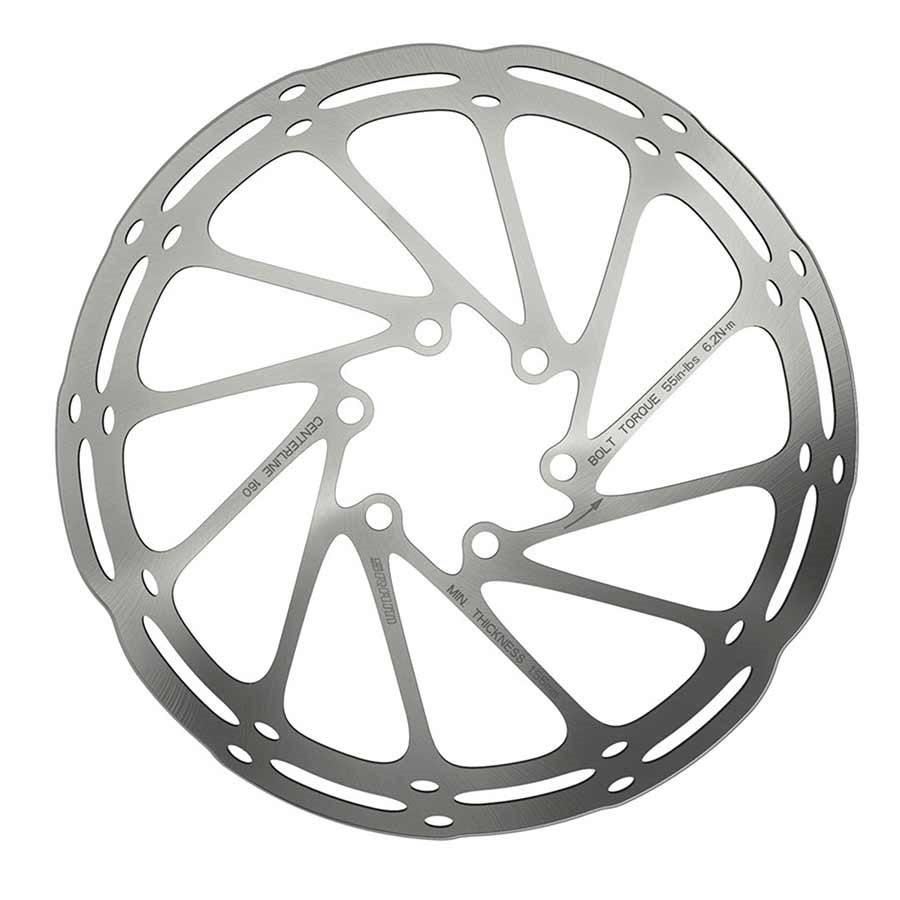 SRAM, Centerline Rounded, Disc brake rotor, ISO 6B-1