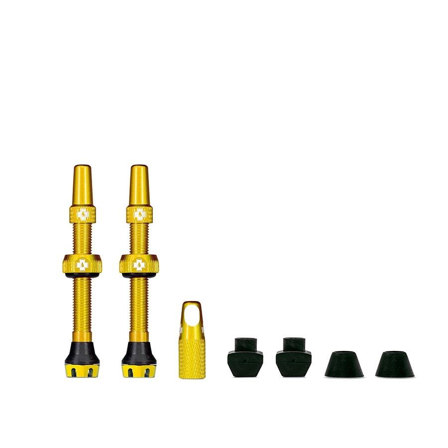 Muc-Off 44mm Presta Tubeless Valves V2-1