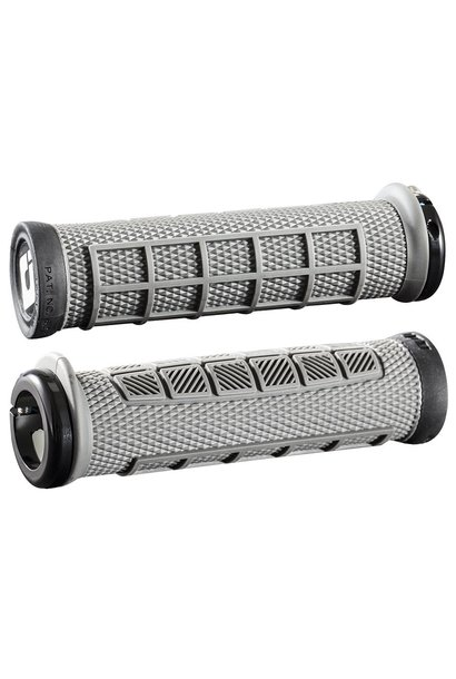 ODI, Elite Pro, Grips, 130mm, Graphite/Black, Pair
