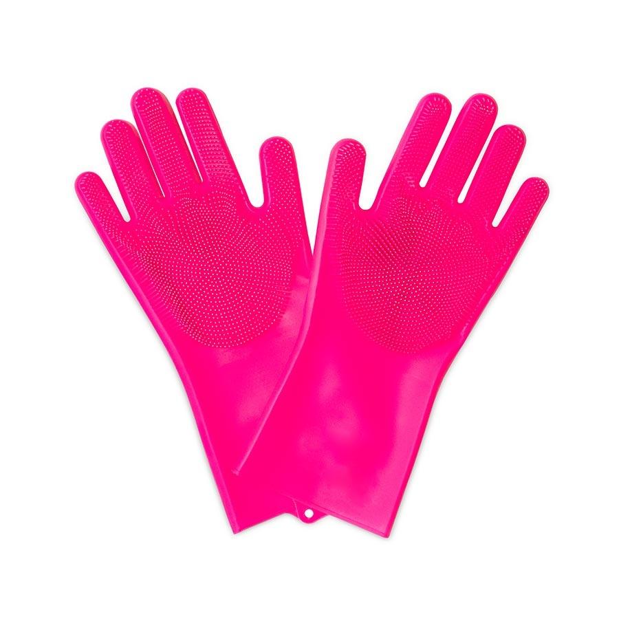 Muc-Off, Scrubber, Mechanics Gloves, L, Pair-1