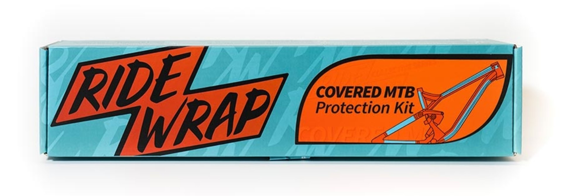 RideWrap Covered MTB - Protective Wrap Kit