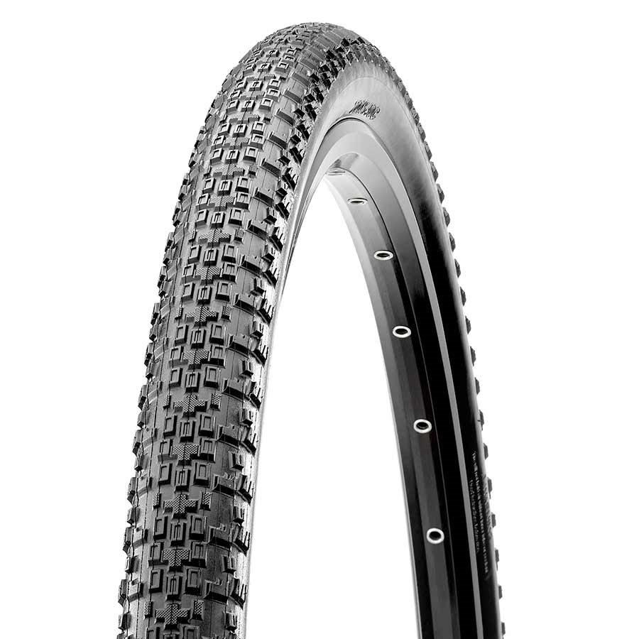 Maxxis Rambler Tire - 700 x 38, Tubeless, Folding, Black, Dual, SilkShield-1