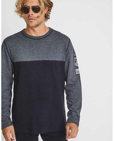 Alp-N-Rock Alp-N-Rock Patch Crew Shirt