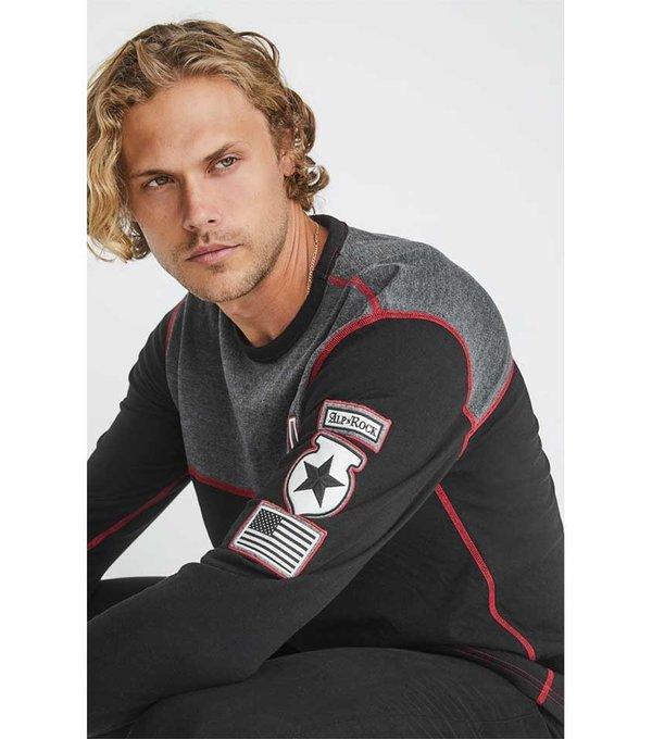Alp-N-Rock Alp-N-Rock Men's USA Ski Crew Shirt