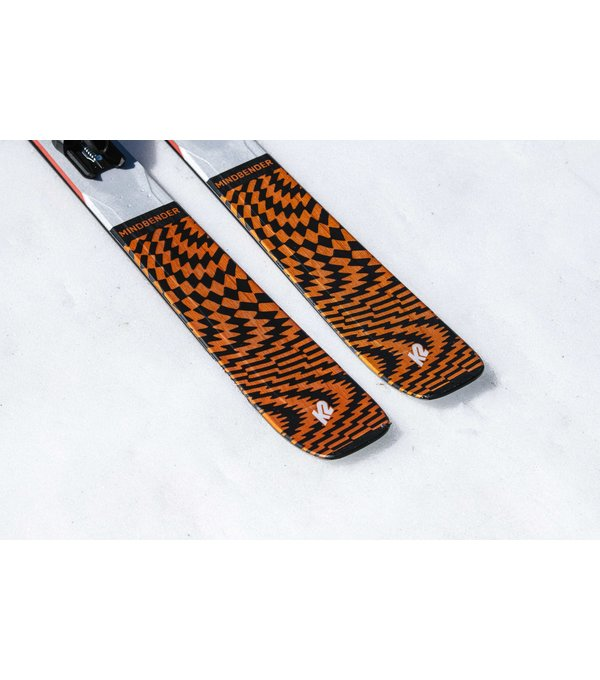 K2 2021 K2 Mindbender 90 Ti Skis