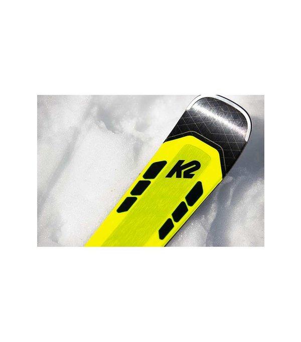 K2 2022 K2 Disruption 82 Ti Skis