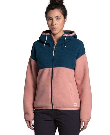 The North Face 2021 North Face W Mashup Full Zip Hoodie