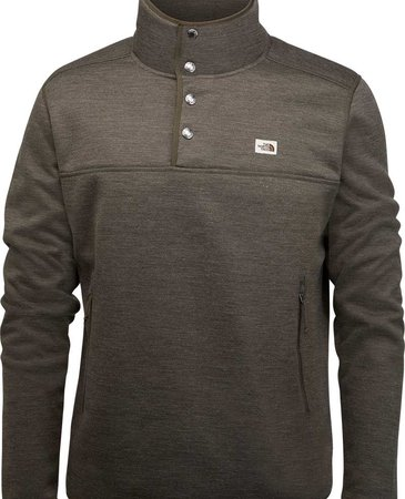 The North Face 2021 The North Face M Sherpa Patrol 1/4 Snap Pull Over