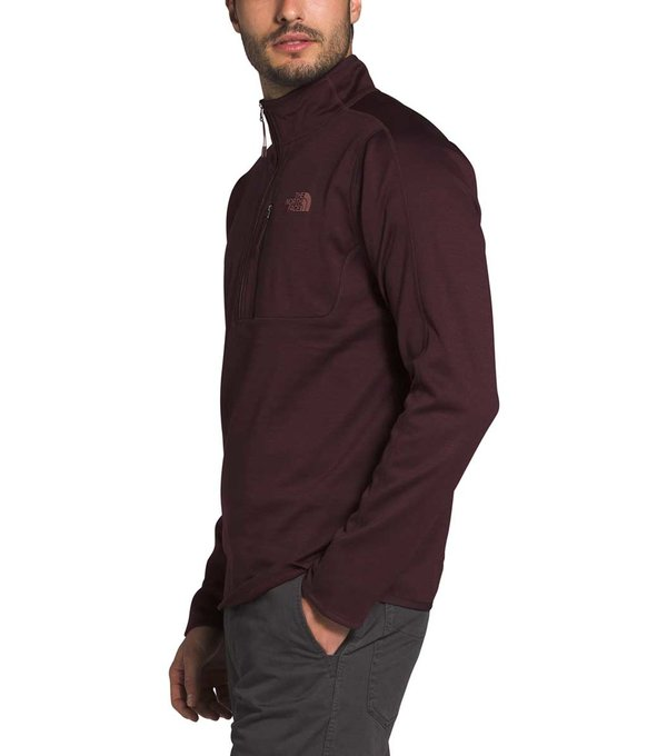 The North Face 2021 The North Face Men's Canyonlands 1/2 Zip Jacket