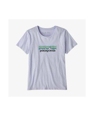Patagonia Patagonia Pastel P-6 Logo Organic Crew T-Shirt W