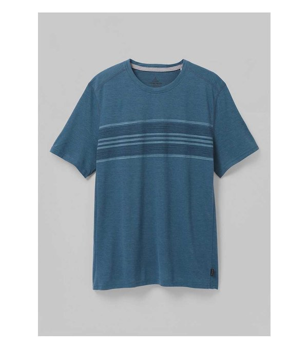 Prana Prana Prospect Heights Graphic Short Sleeved Shirt
