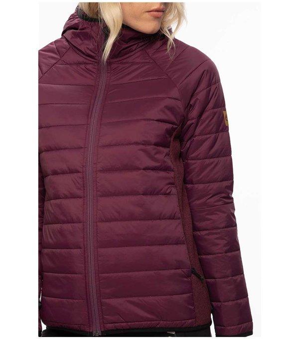 686 686 Women'sThermal Puff Hood Jacket