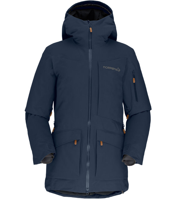 Norrona Norrona Tamok Gore-Tex Thermo80 Jacket - Women's