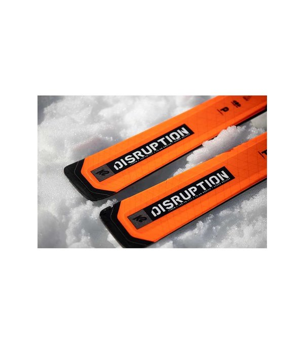 K2 2022 K2 Disruption 78C Skis _ M3 11 Compact Quickclik Bindings