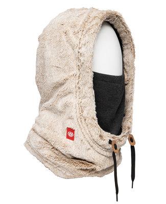 686 686 Tarmac Faux Fur Hood