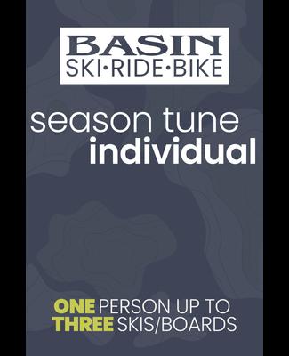 Individual Season Tune