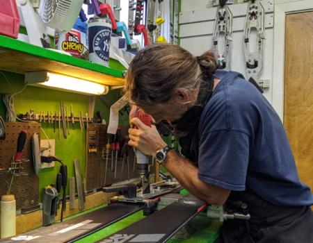 Ski & Snowboard Tuning/Repairs