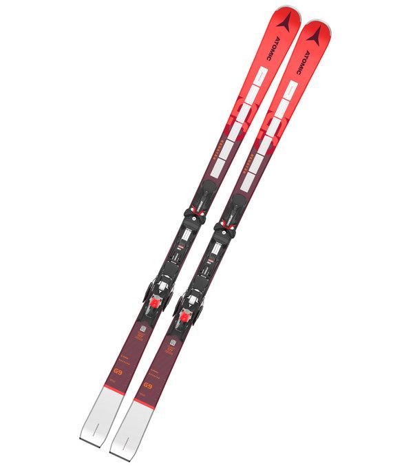 Atomic 2022 Atomic Redster G9 Revo S + X 12 Grip Walk Bindings
