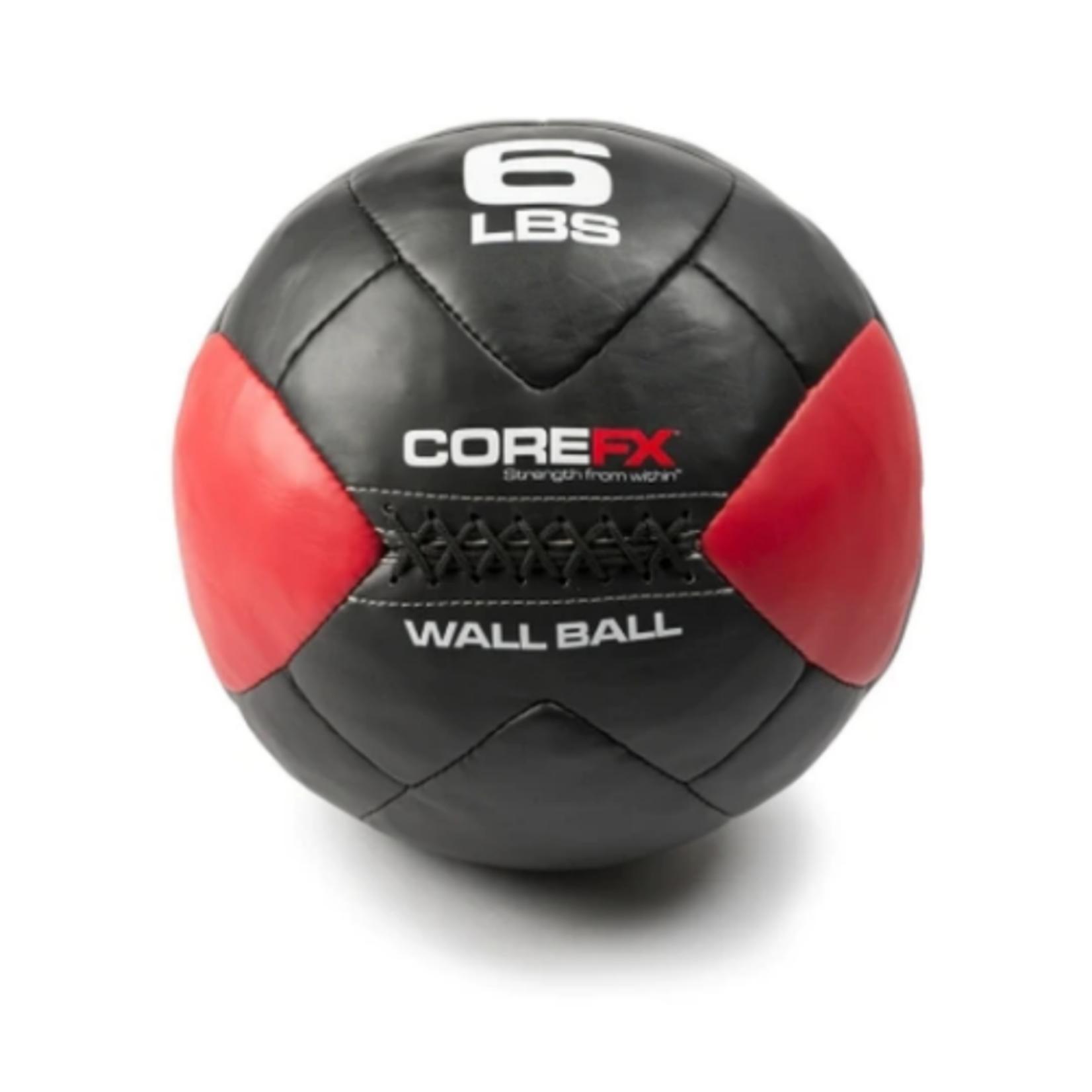 CoreFX Wall Ball - 6lbs (Medium)