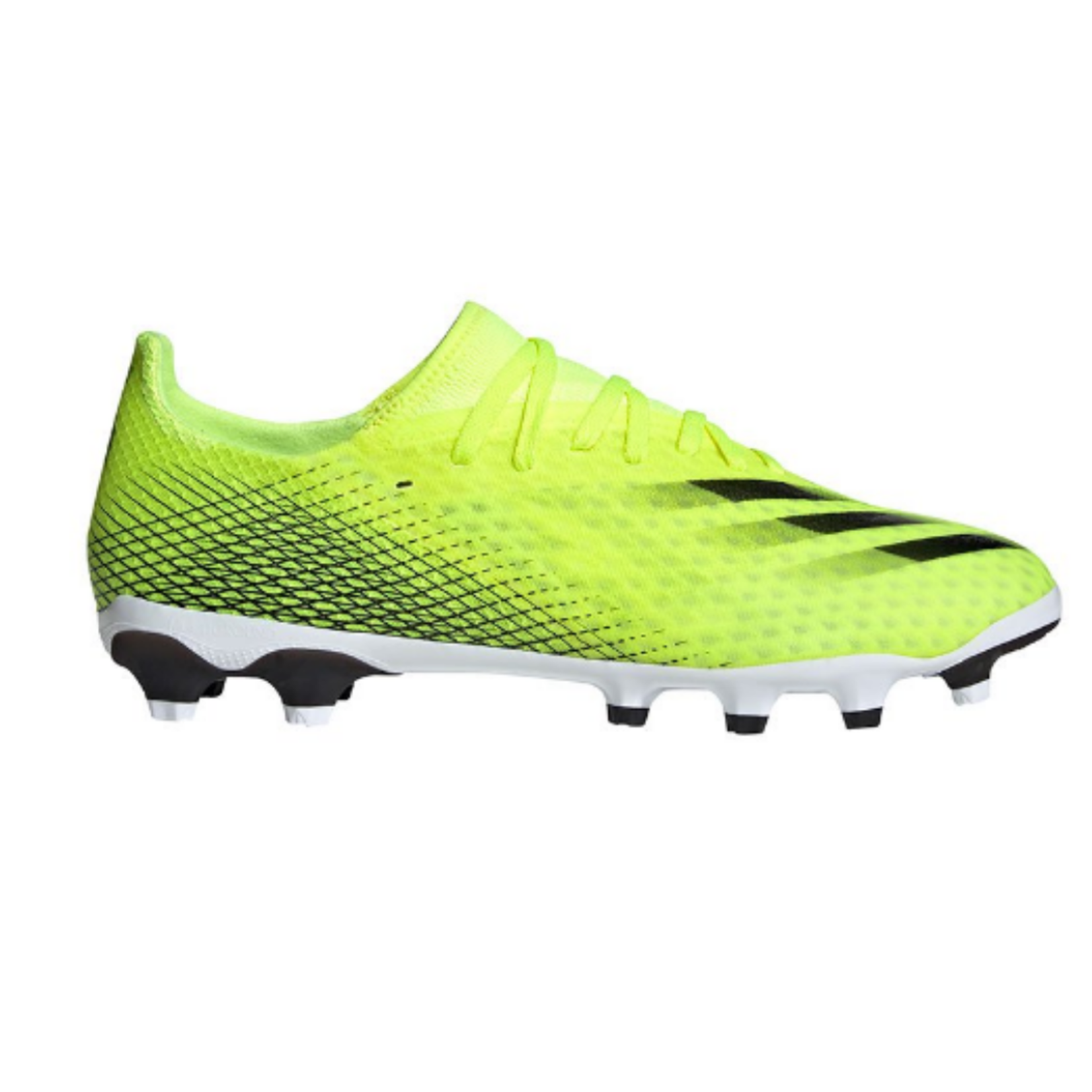Adidas Adidas X Ghosted.3 FG Soccer Cleat - Jr