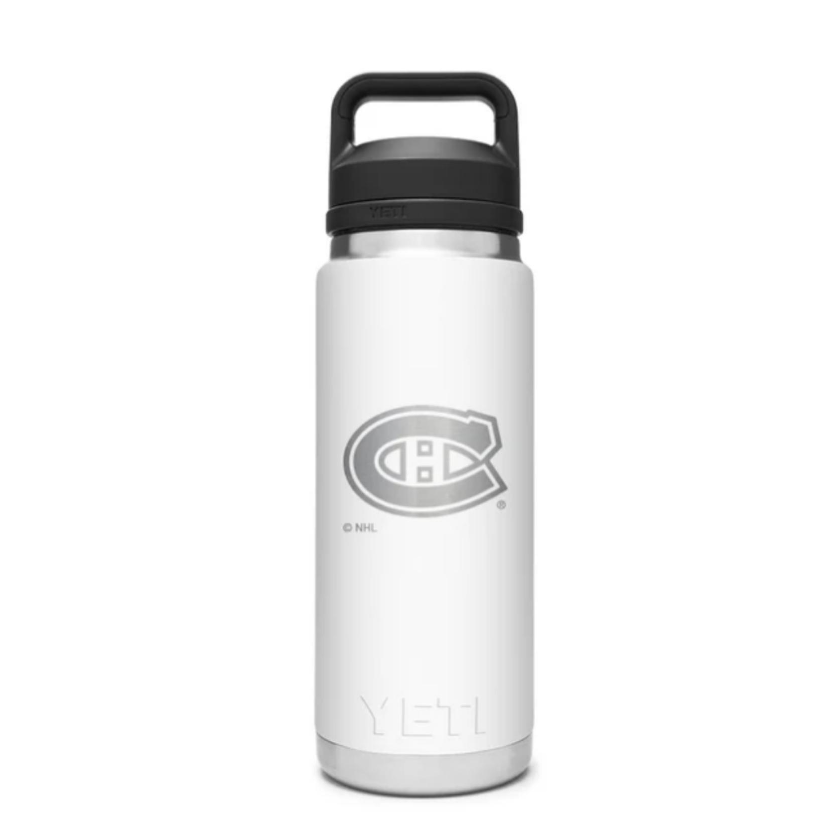 YETI NHL 26oz Bottle w/Chug Cap