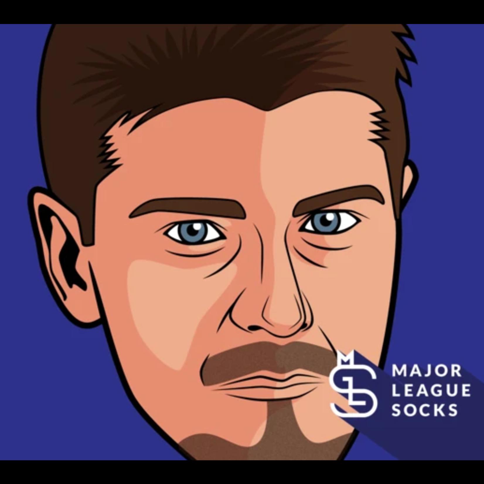 Major League Socks - Mark Scheifele