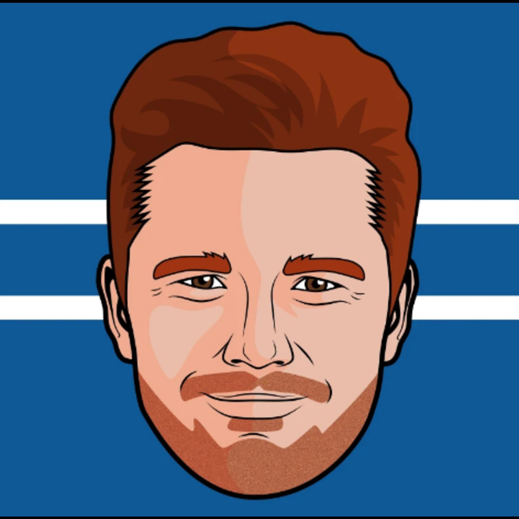 Major League Socks - Frederik Andersen