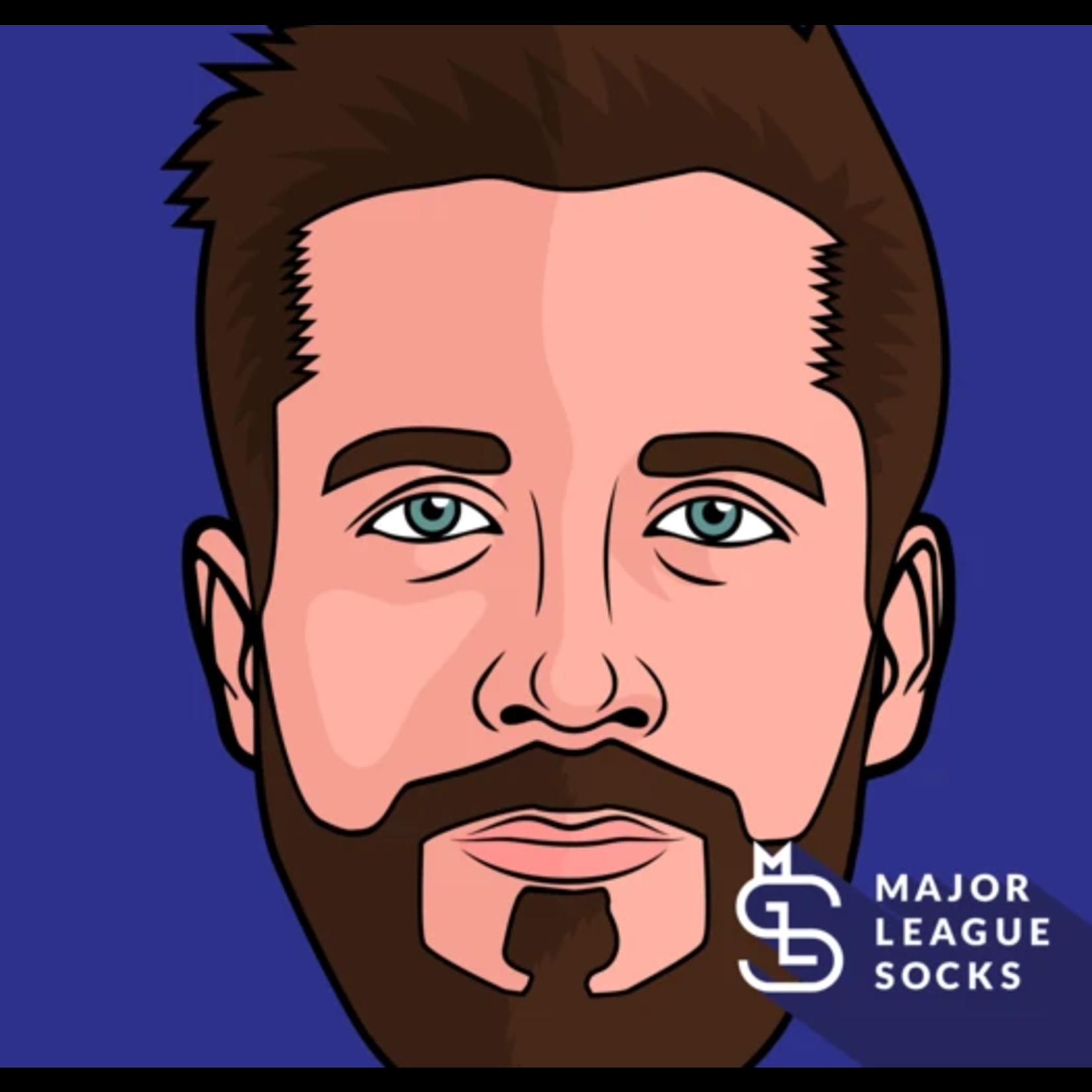 Major League Socks - Nikita Kucherov
