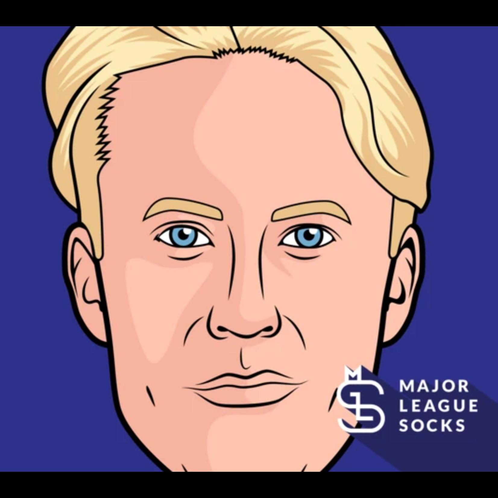 Major League Socks - Patrik Laine