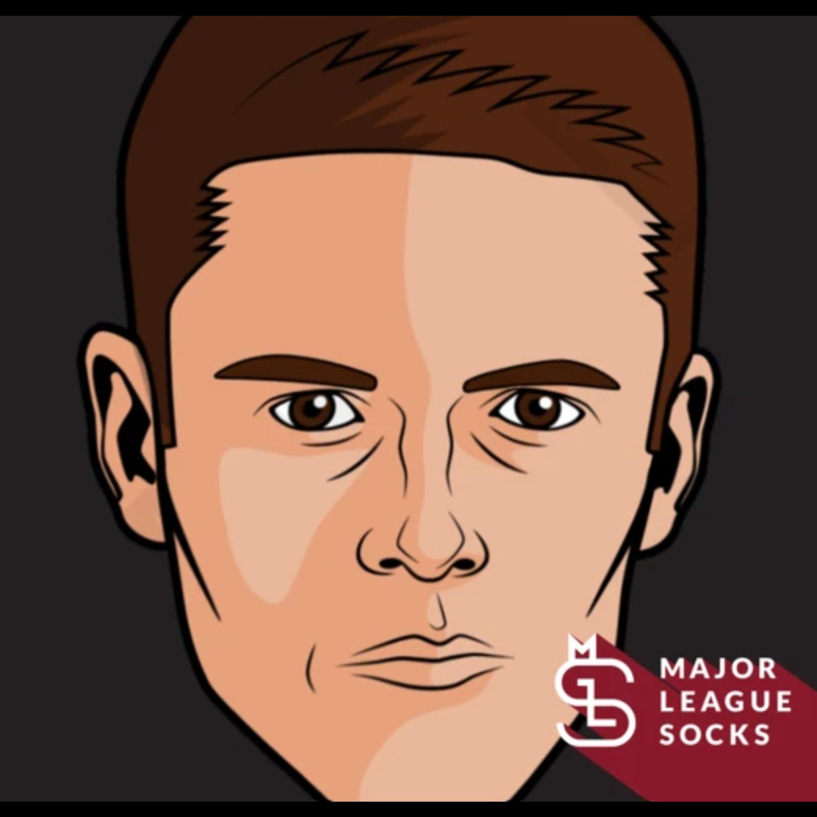 Major League Socks- Jonathan Toews