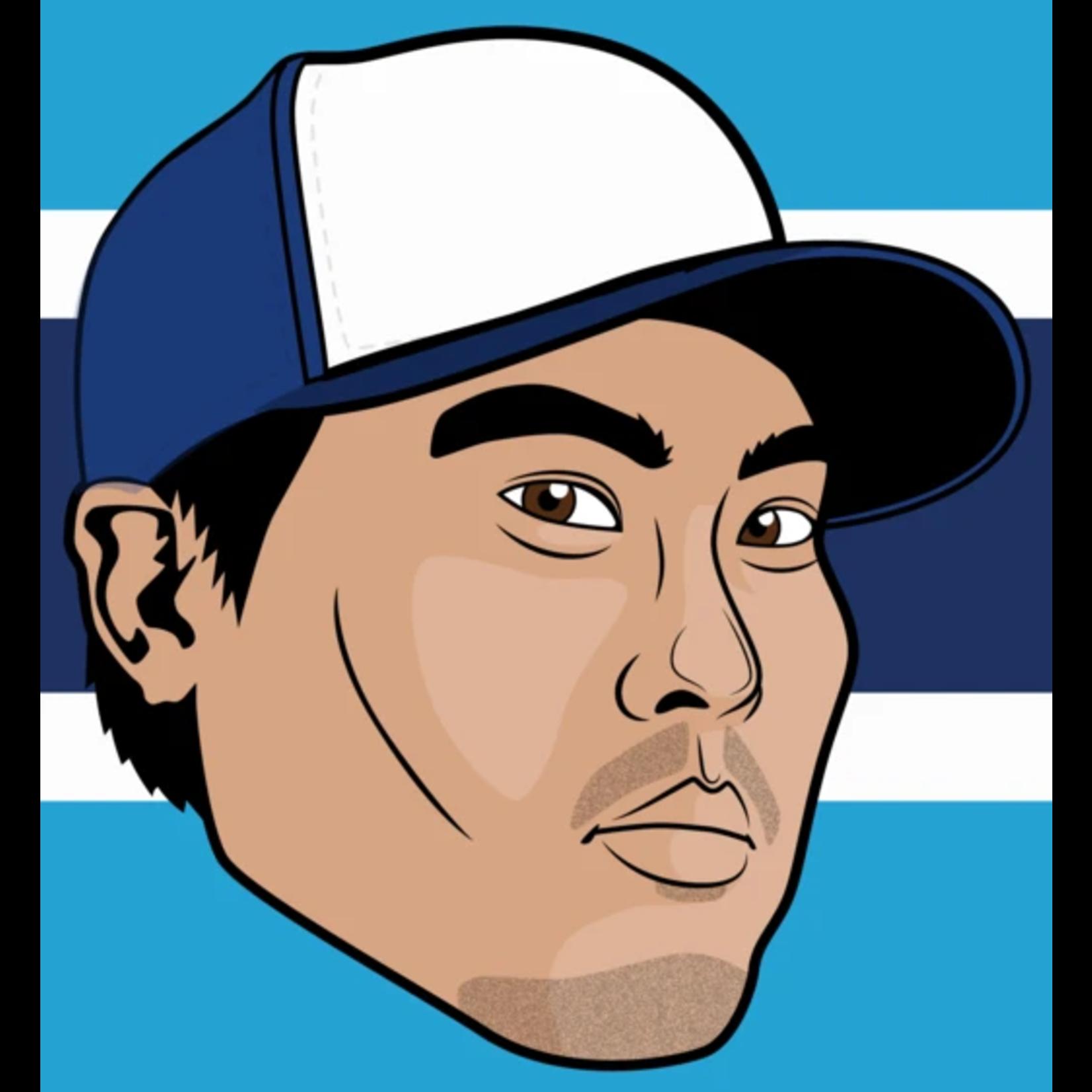 Major League Socks - Hyun-Jin Ryu