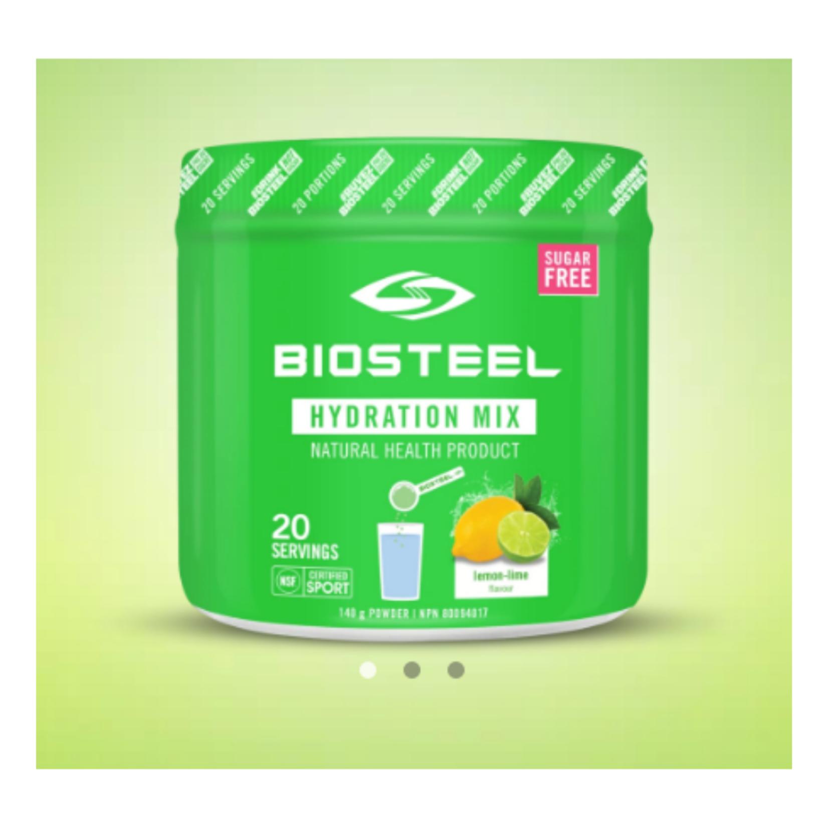 Biosteel Hydration Mix 140g - 20 Servings