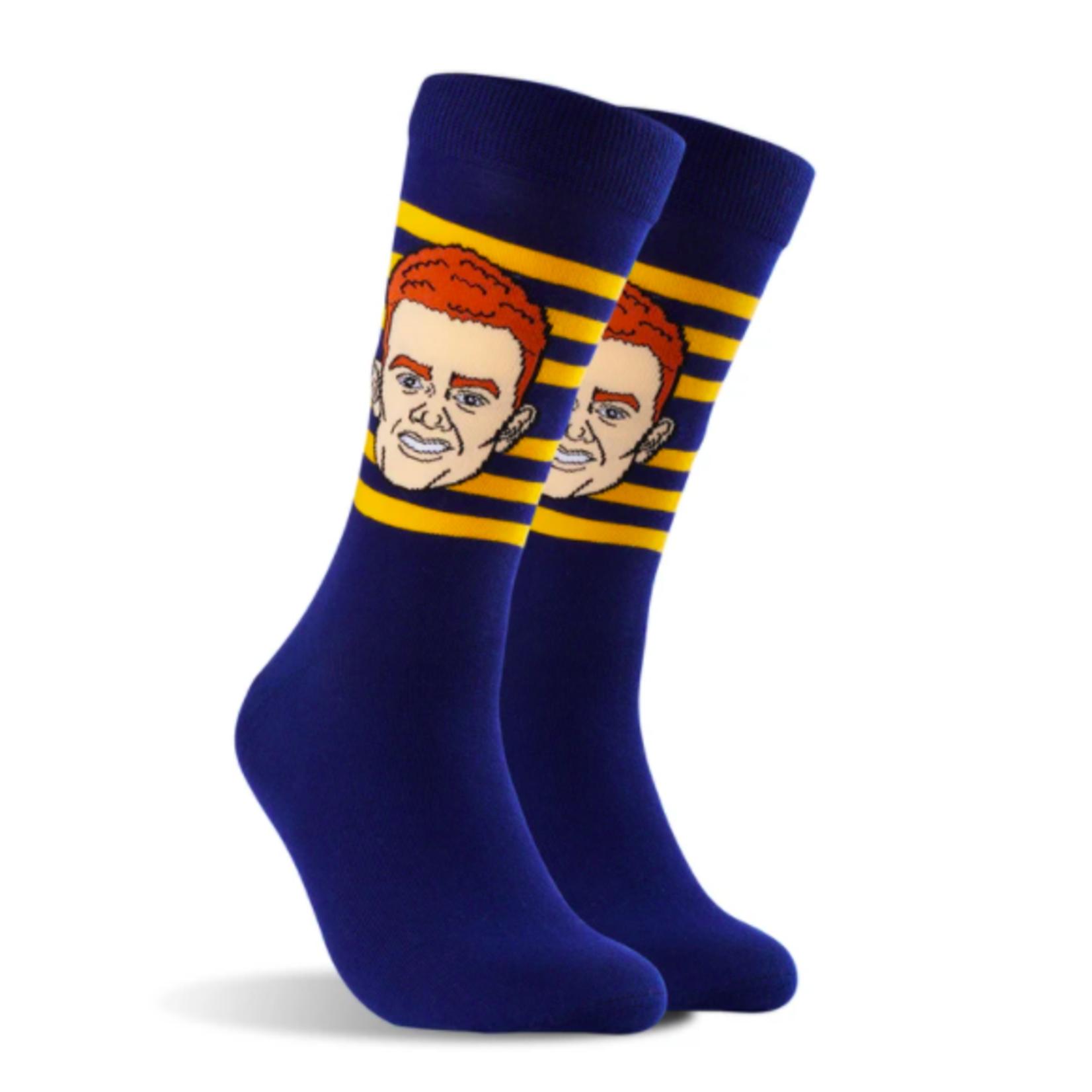 Major League Socks - Jack Eichel