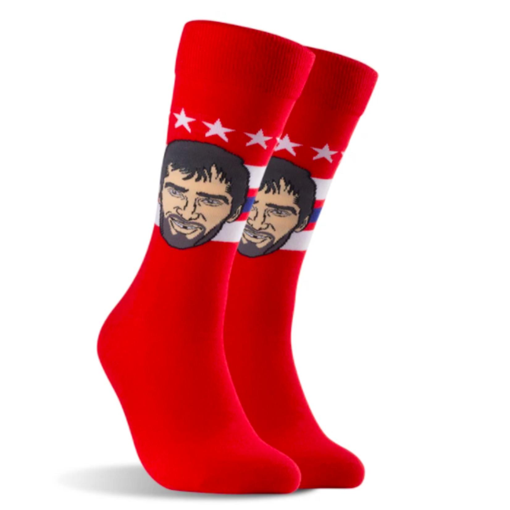 Major League Socks - Alex Ovechkin