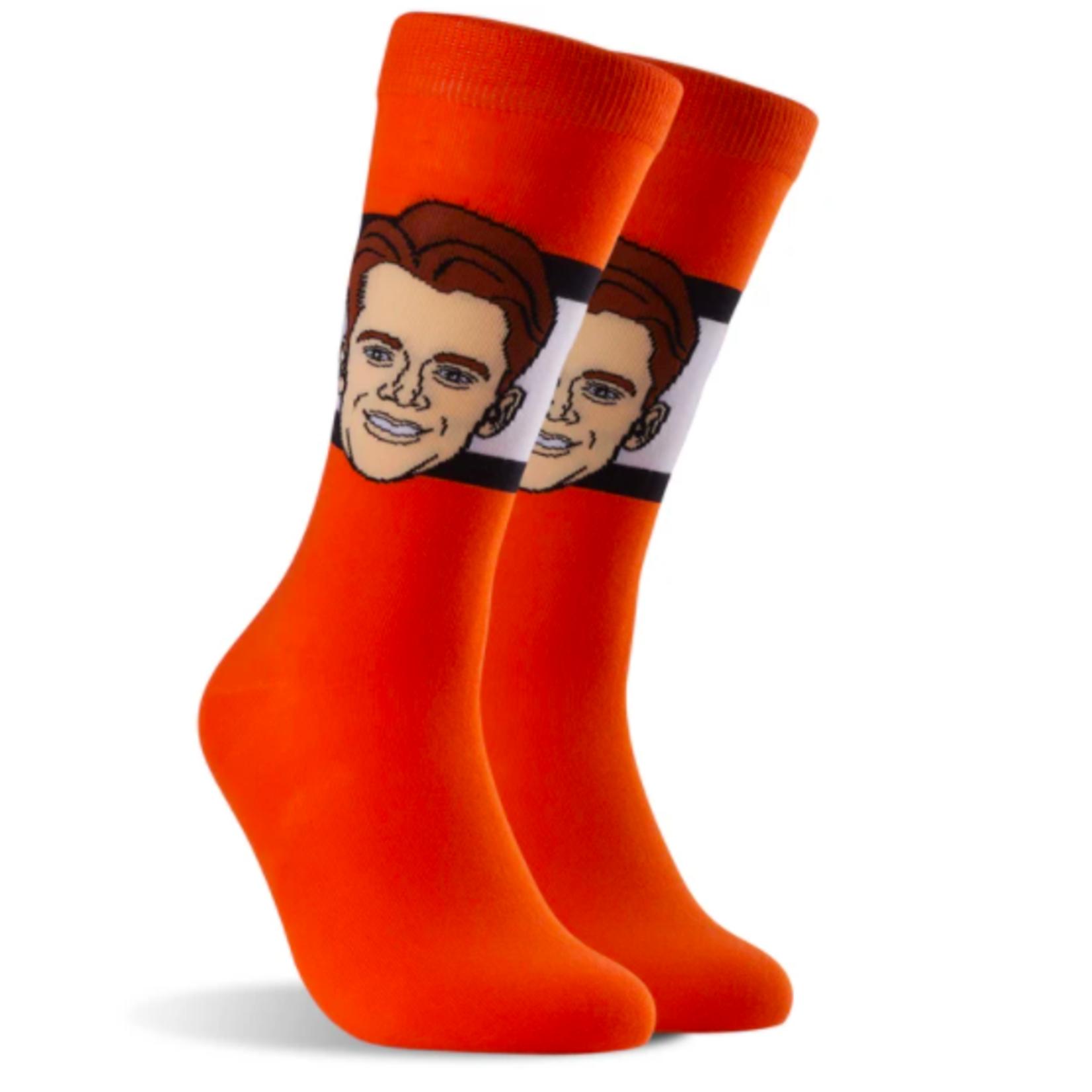 Major League Socks - Carter Hart