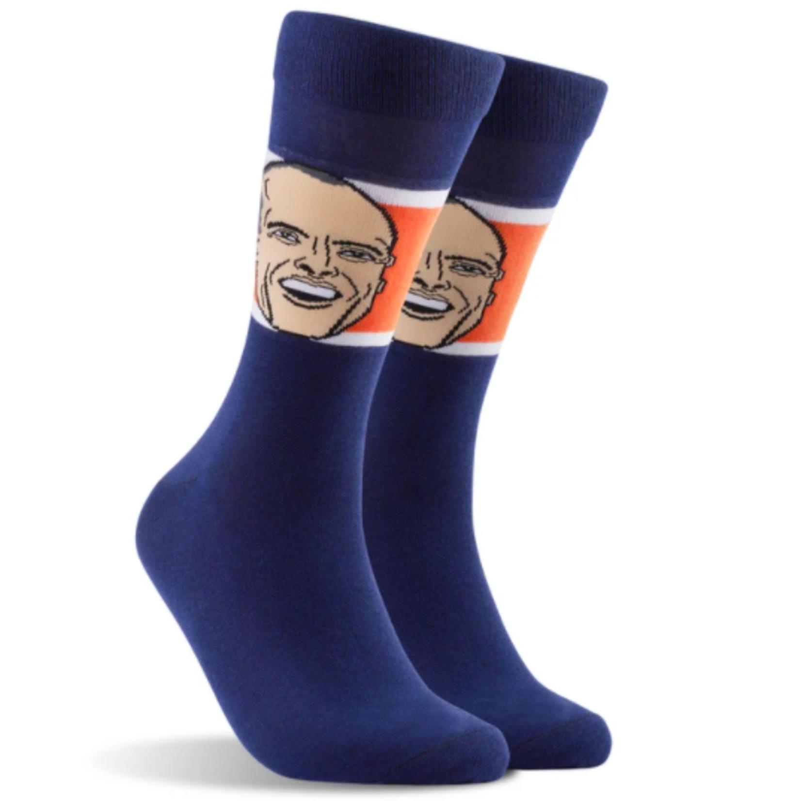 Major League Socks - Mark Messier (Oilers)
