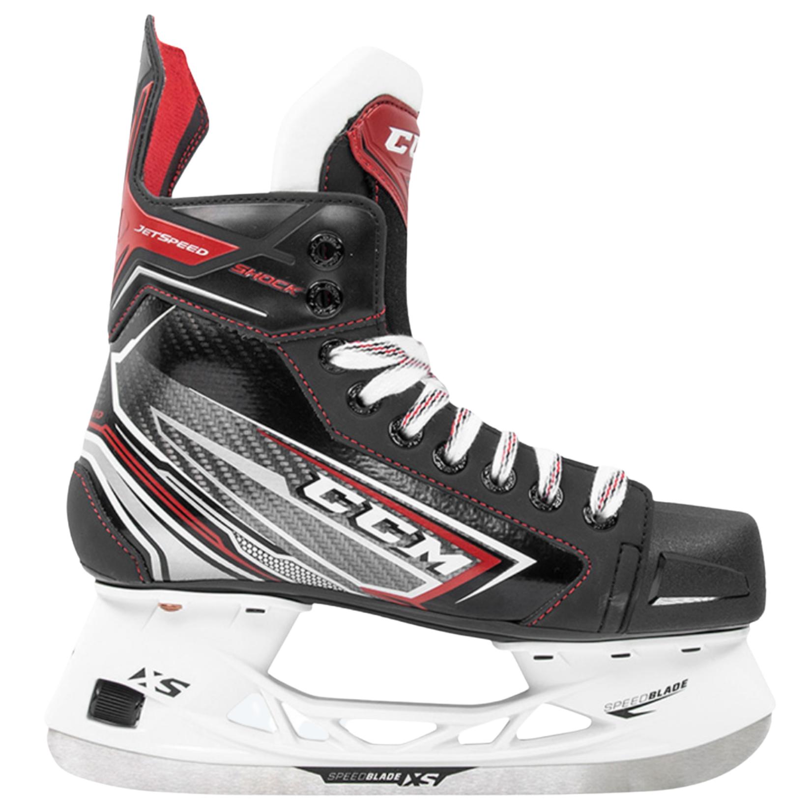 CCM Jetspeed  Shock Skate - SR