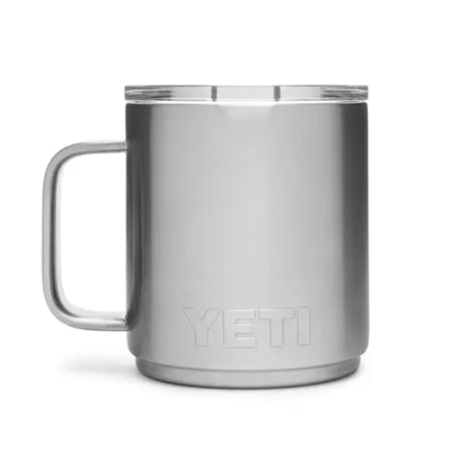 YETI Rambler 10oz  Mug w/MS