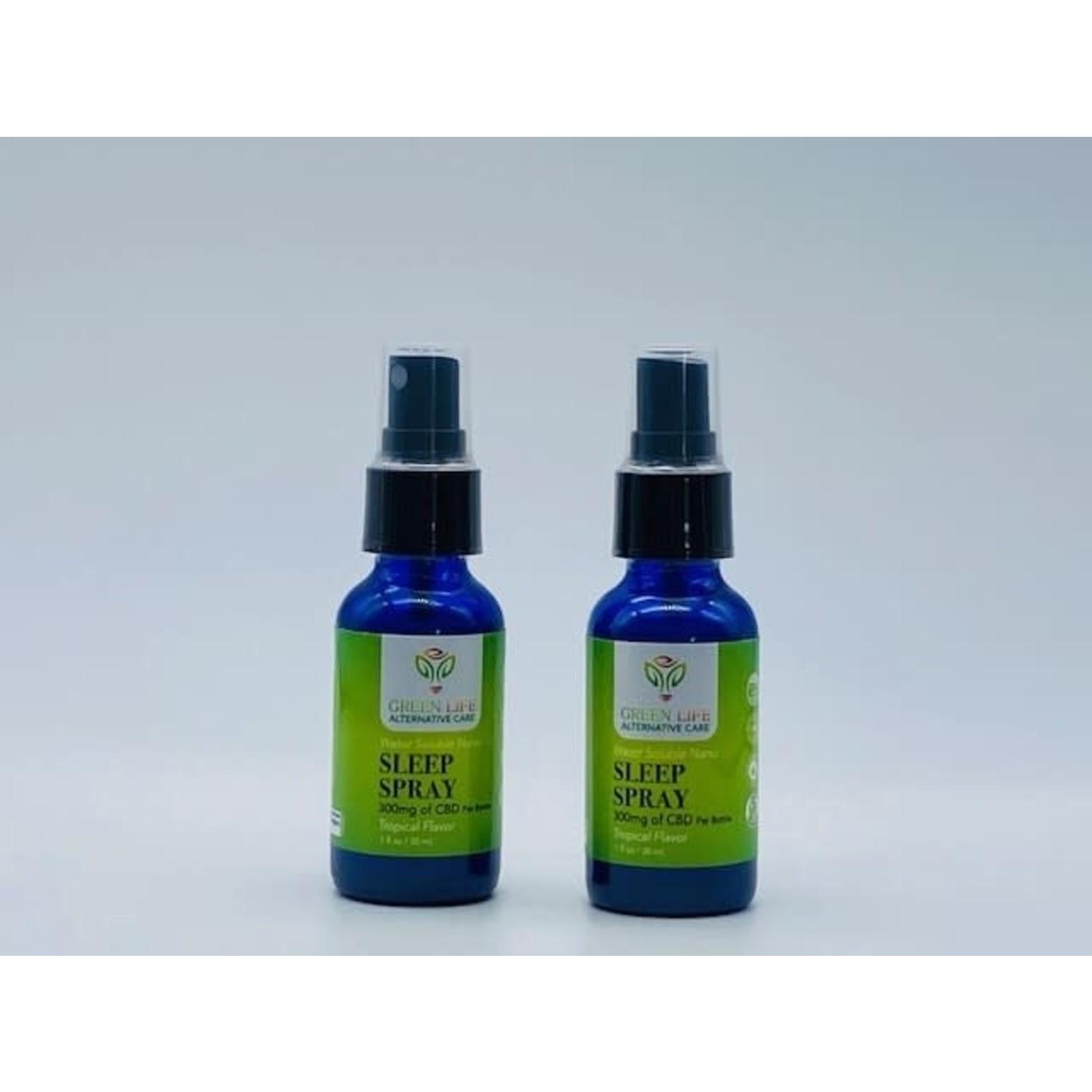 GLAC GLAC Sleep Spray CBD 300mg