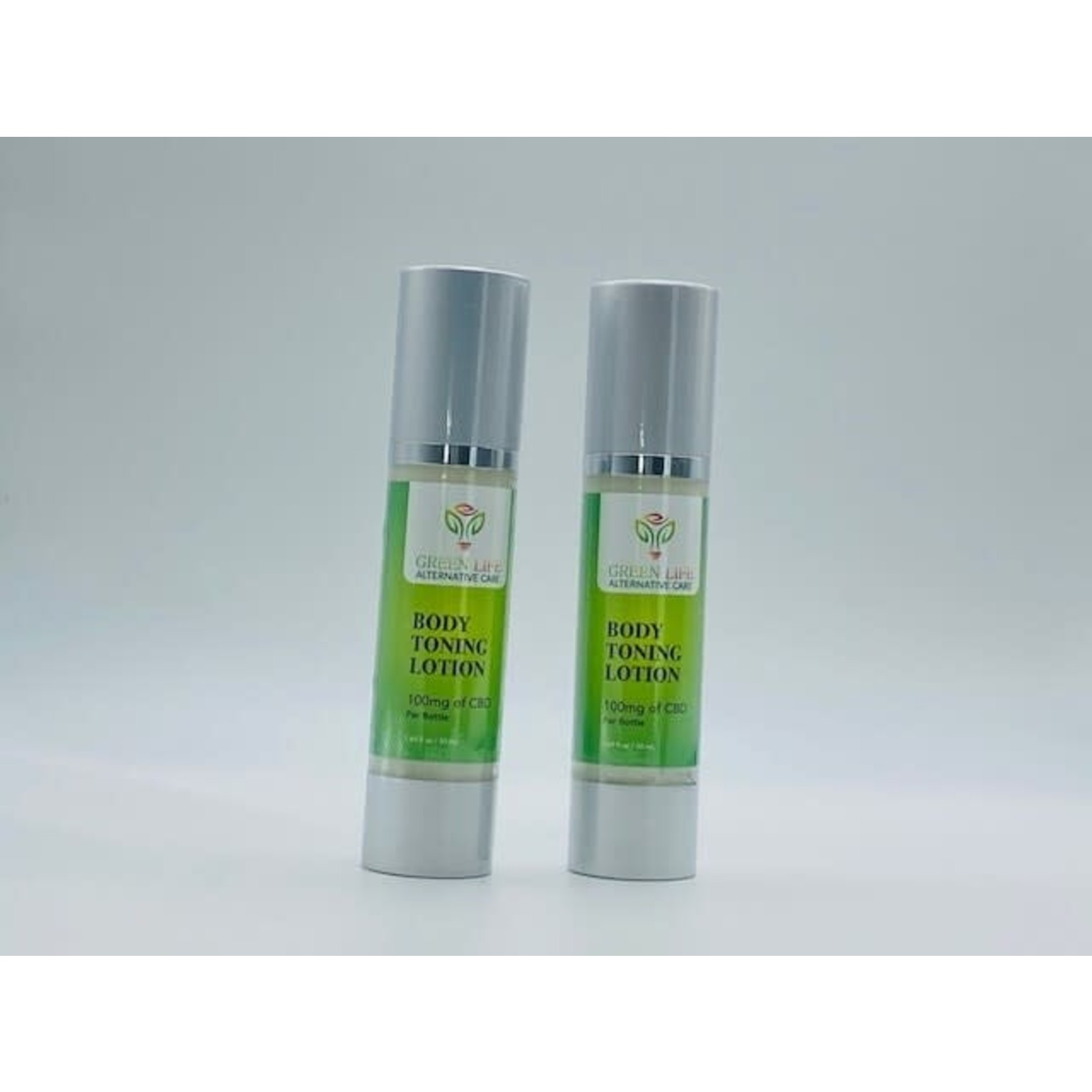 GLAC GLAC CBD Complete Body Toning Lotion 100mg