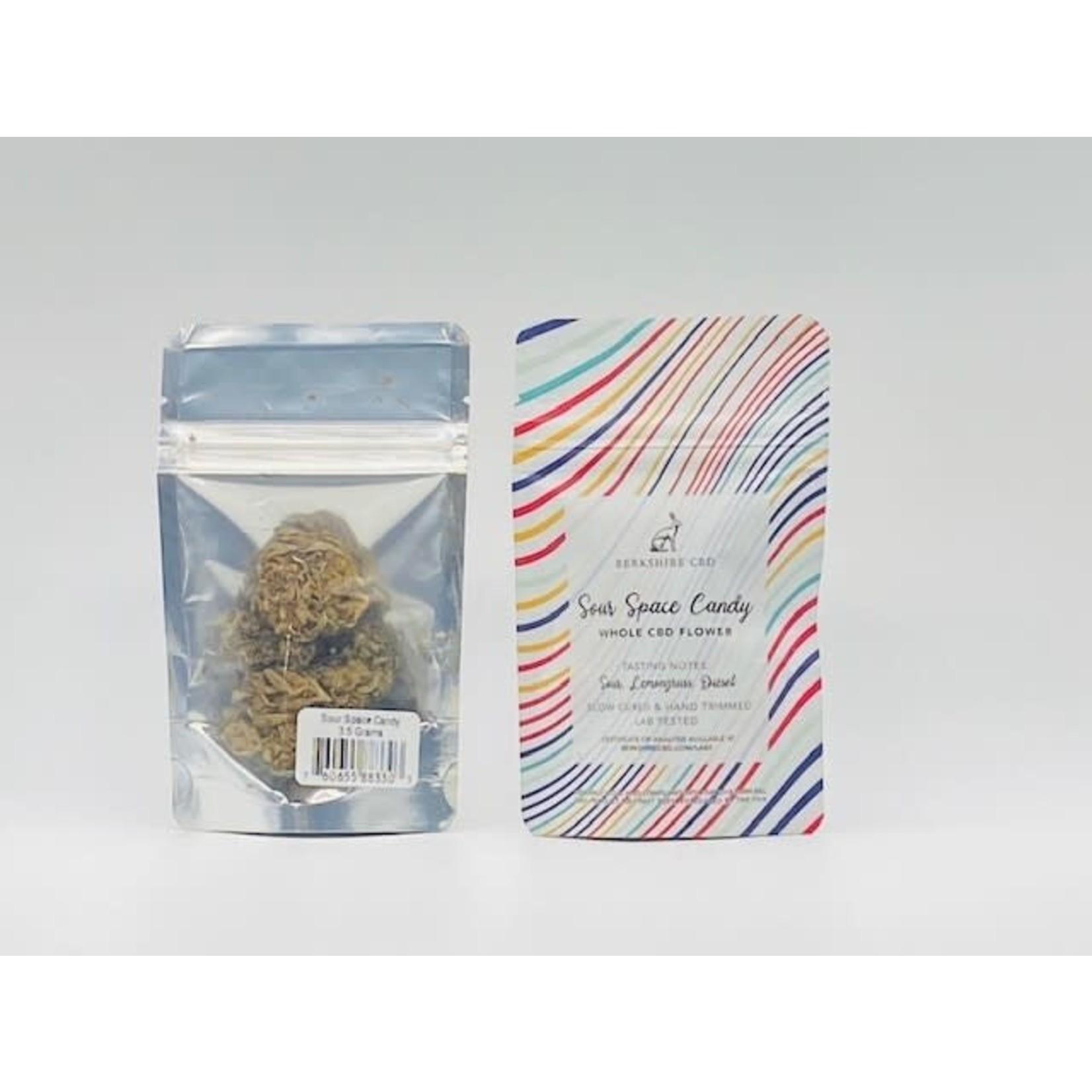 Berkshire CBD BKSH CBD Sour Space Candy Flower 3.5