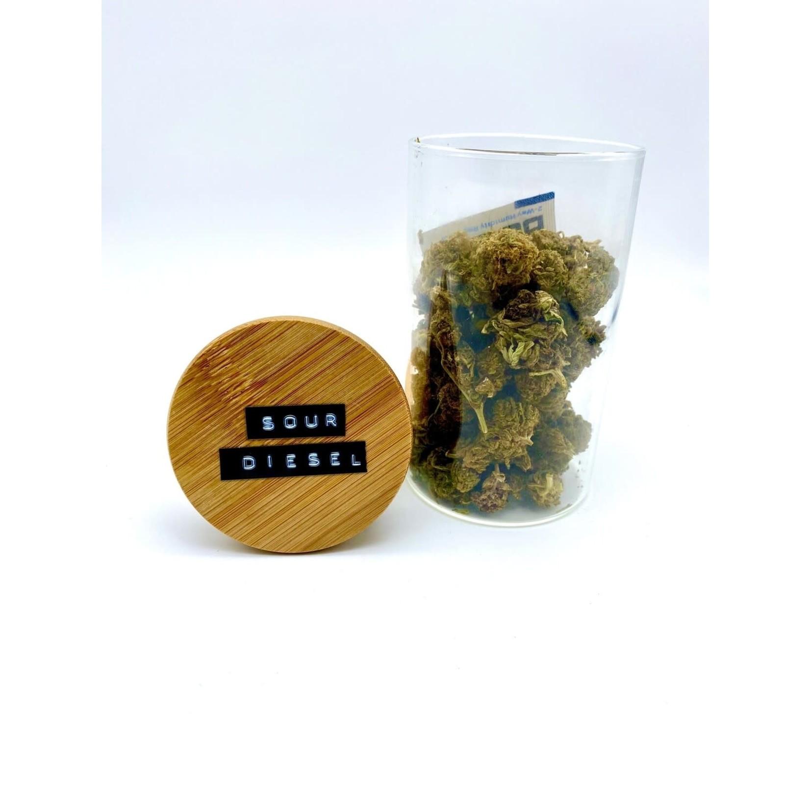 CaliBlendz CBZ CBD Sour Diesel Flower Per Gram