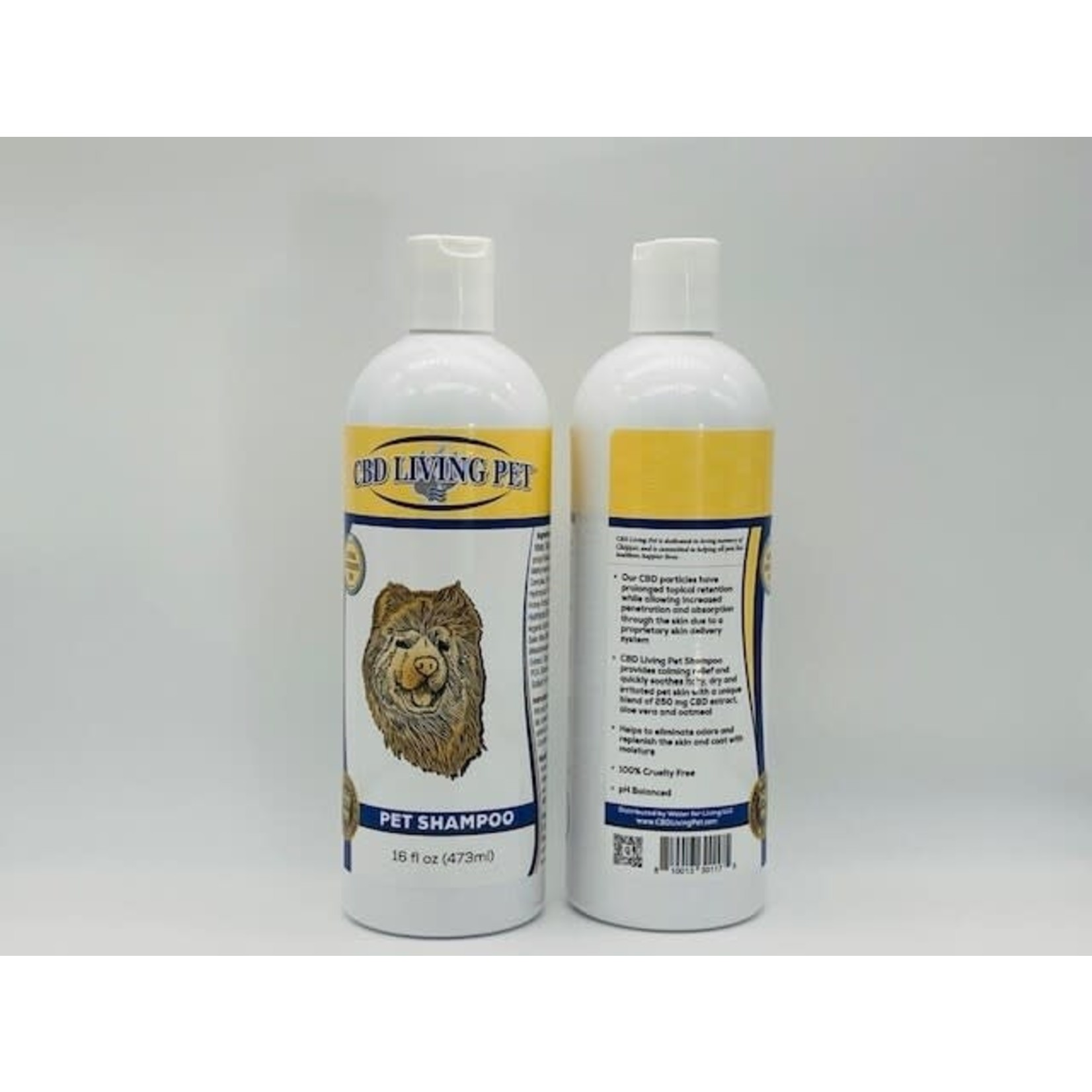 CBD Living CBDL Pet Shampoo 250mg
