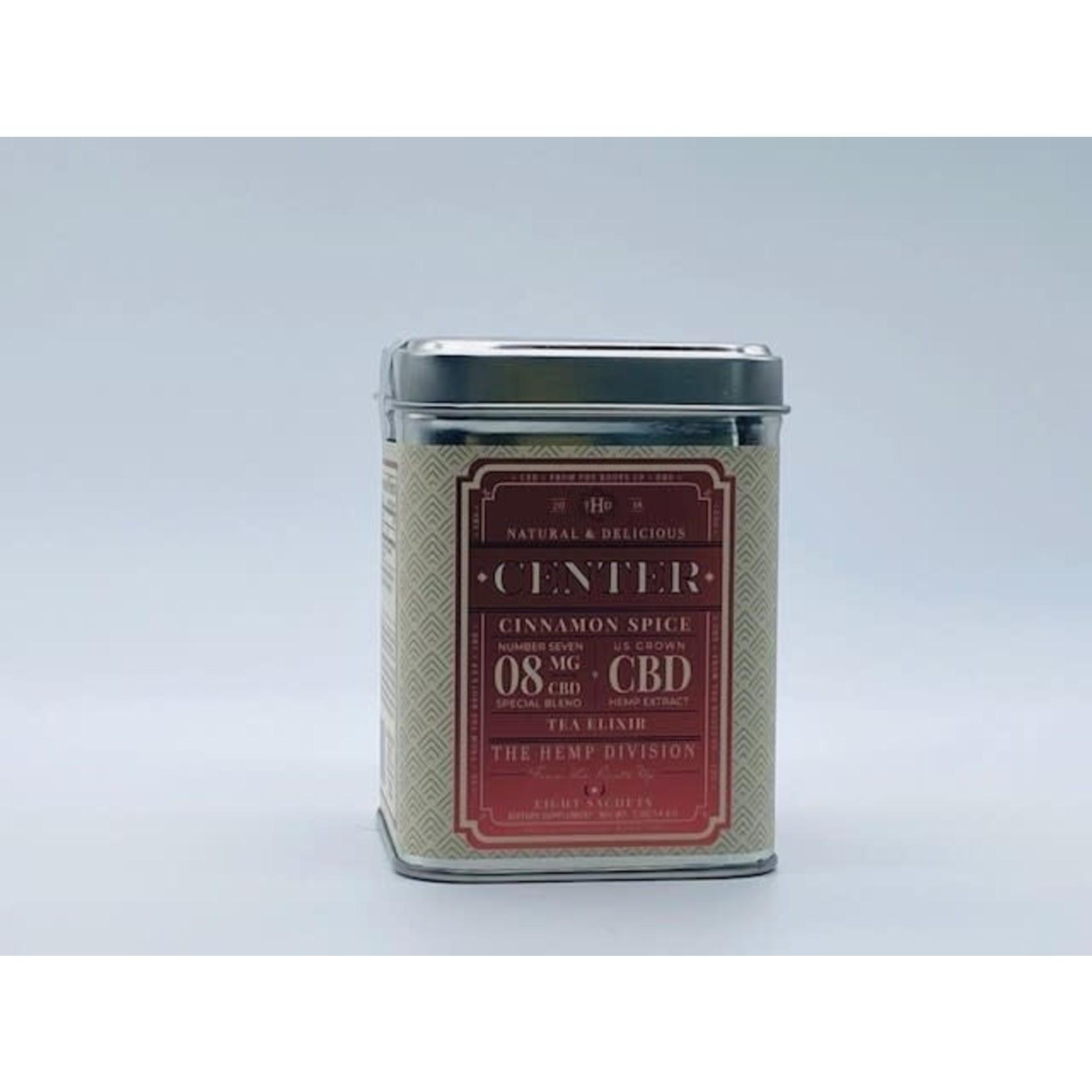 Harney & Sons H&S Center Cinnamon Spice Tea 8mg
