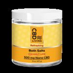 CBD Living CBDL Coconut Lime Bath Salts (500mg)
