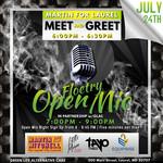 CBD Event Laurel Open Mic