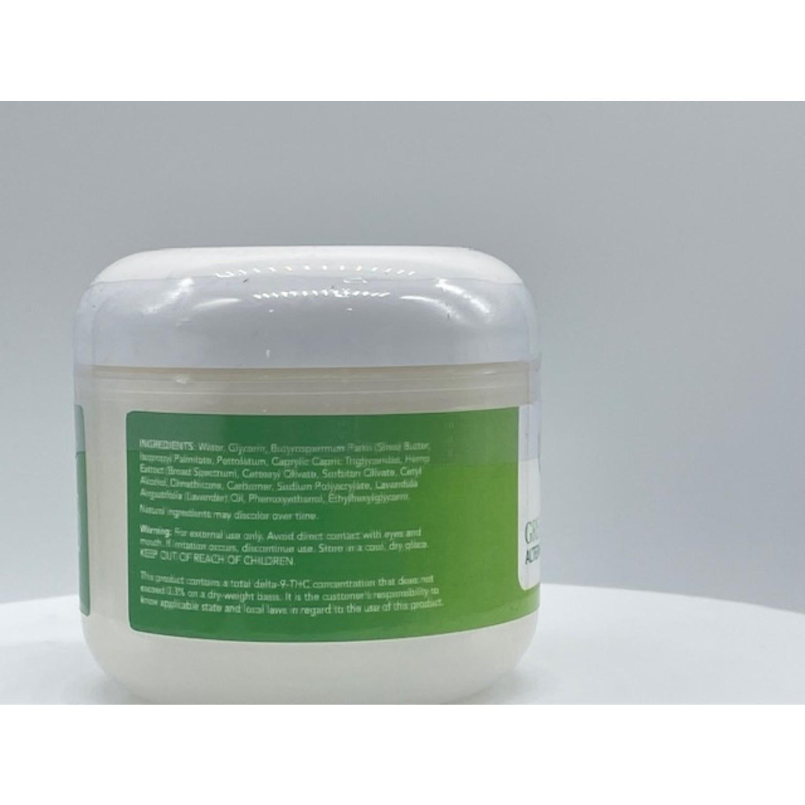 GLAC GLAC CBD Moisturizing Body Butter 100mg